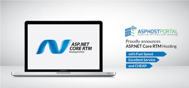 ASP.NET Core RTM Hosting