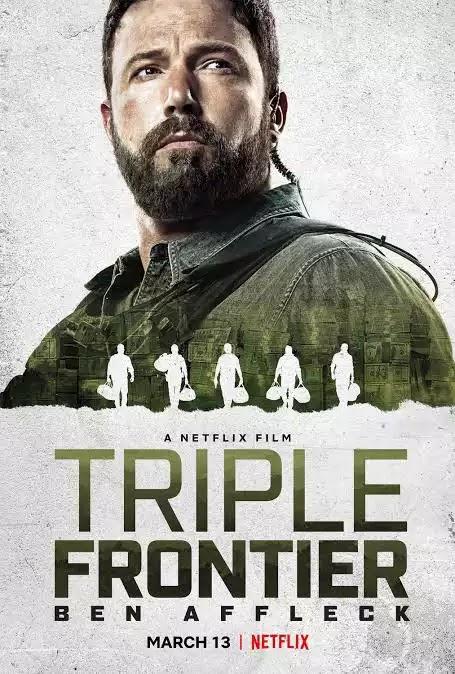Triple Frontier (2019) Movie [Hindi English] 480p 720p