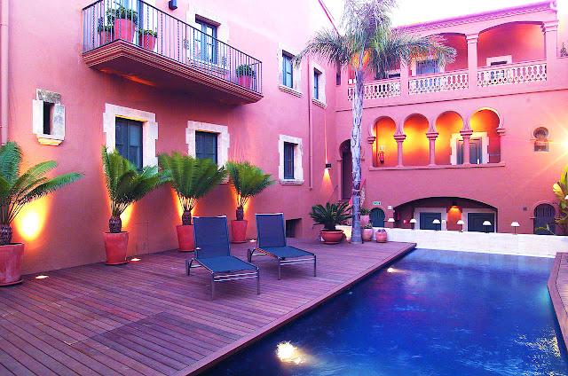 Hotel Gran Claustre en Cataluña
