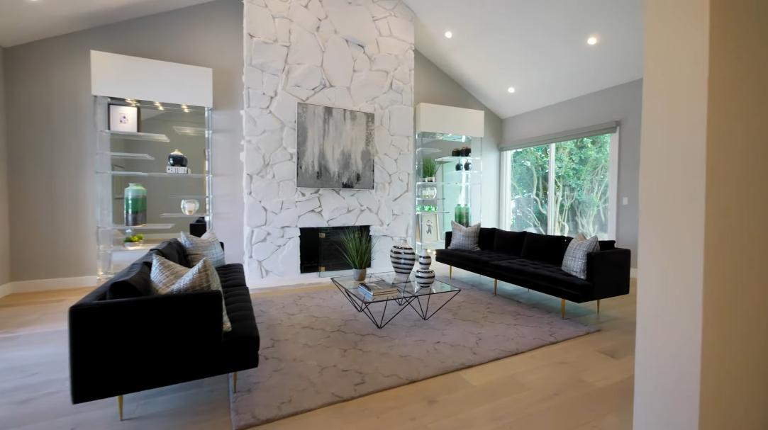 30 Interior Design Photos vs. 10122 Baywood Ct, Los Angeles, CA Luxury Home Tour