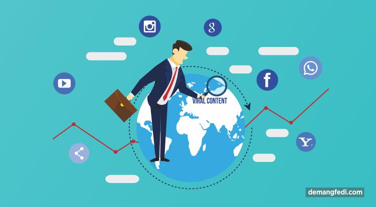 Riset Content Viral Social Media dan Interest Facebook Menggunakan Socialbakers