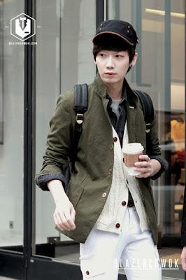 blazer cowok blazercowok.com jaket korean jas pria sk42 green c