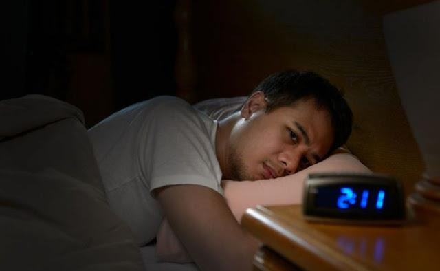 Solusi untuk Orang Sulit Tidur