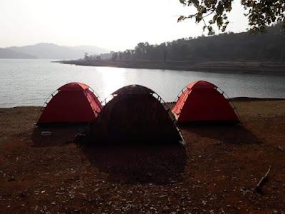 Gunjan Farms New year camping