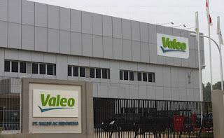 Loker Terbaru di Purwakarta PT Valeo Ac Indonesia