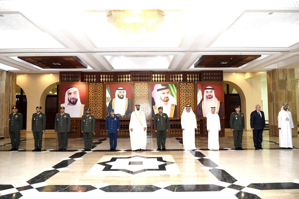 Al Bowardi chairs meeting of Supreme Council of Military Judiciary