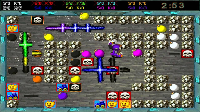 Atomic Bomberman Free Download