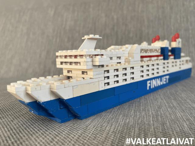 Legolaiva Finnjet 1575-1