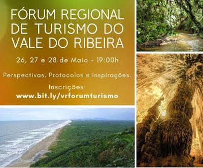 Sebrae-SP promove Fórum Regional de Turismo no Vale do Ribeira