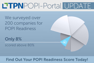 It's time to get POPI compliant!