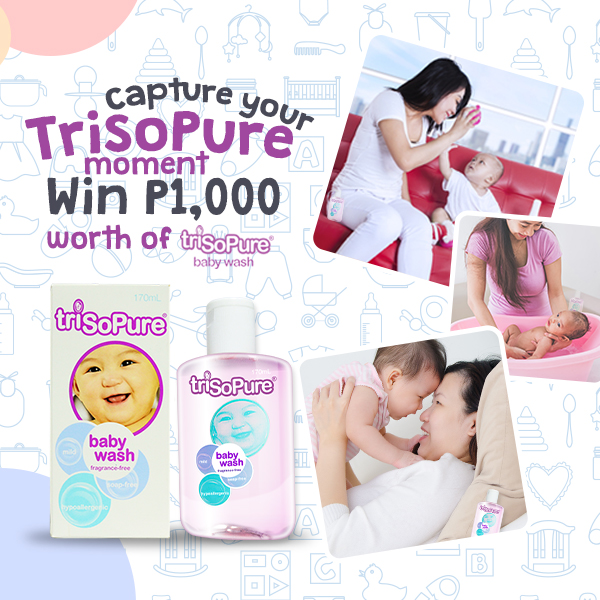 Capture Your TrisoPure Moment!
