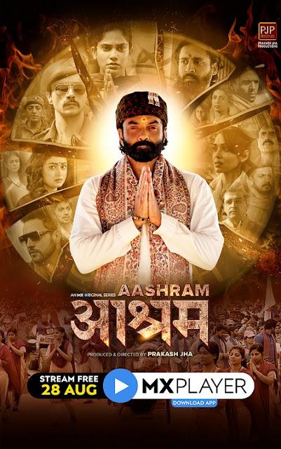 Aashram (2020) [Season 1] Hindi 720p   480p WEB-HDRip x264 AAC DD 2.0 Esubs [EP 1 TO 9 ADDED]