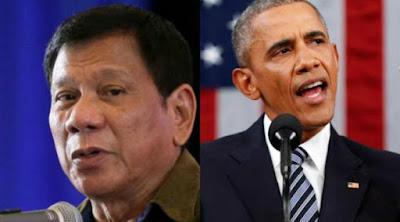 Hinaan Duterte yang Menyakiti Hati Barack Obama
