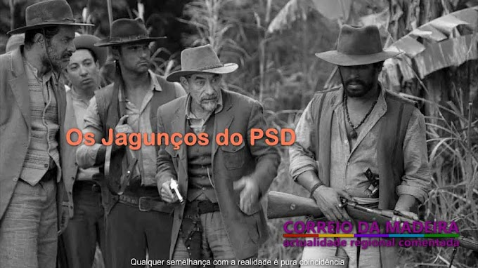 Os Jagunços do PSD