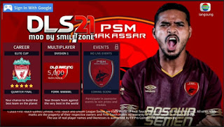 Download DLS 2021 Android Special PSM Makassar Best Graphics HD & New Update Transfer