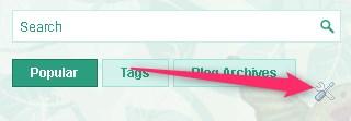 Cara Menghilangkan Icon Obeng dan Tang di Blogger Cara Menghilangkan Icon Obeng dan Tang di Blogger