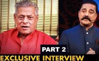 Actor, Comedian Delhi Ganesh Interview | Bigg Boss