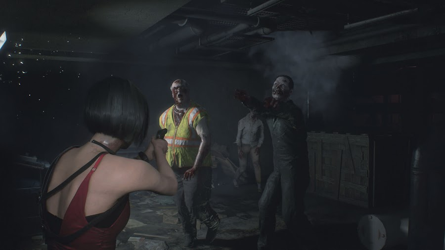 resident evil 2 remake ada wong screens 4