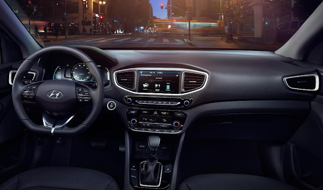 Hyundai Ioniq 2017 Release Date