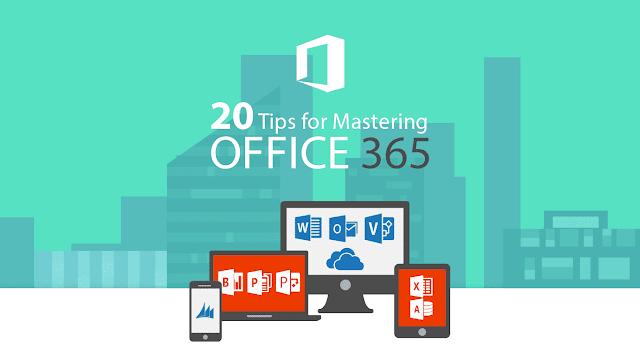 20 Tips untuk Menguasai Office 365