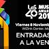 ¡YA A LA VENTA LAS ENTRADAS PARA LOS40 MUSIC AWARDS 2019!