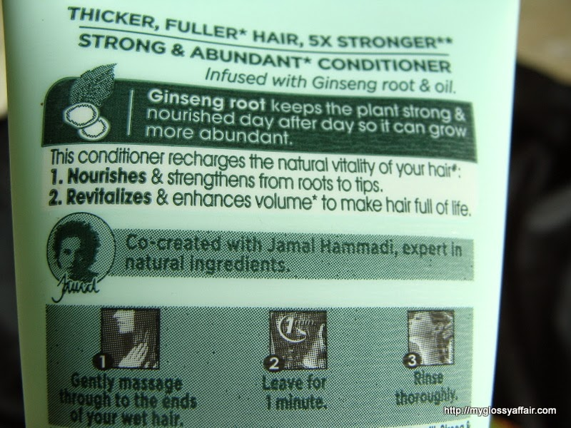 Sunsilk Natural Recharge Strong & Abundant Shampoo and Conditioner Review