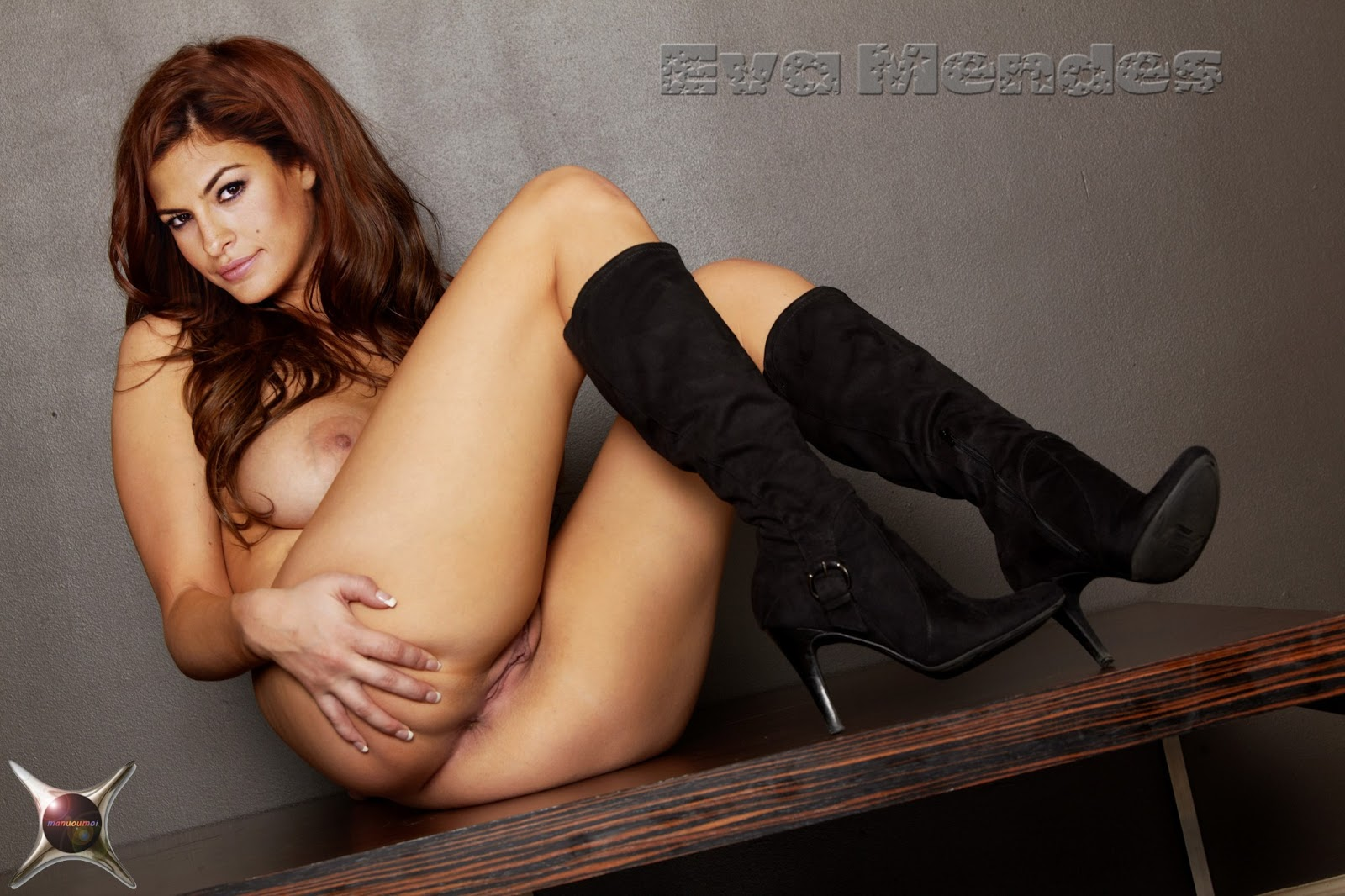 Eva Mendez Nude Fakes 69