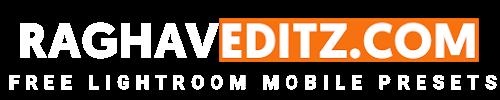 Raghav Editz - Lightroom Mobile Presets & Design Resources