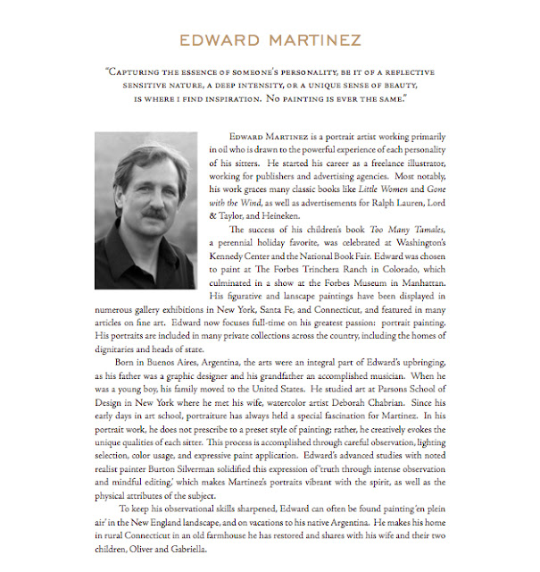 Biography of Edward Martinez