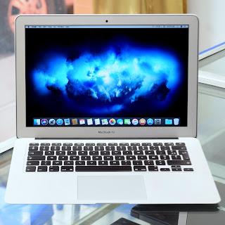 Jual MacBook Air 2017 ( 13.3 Inch Core i5 ) di Malang