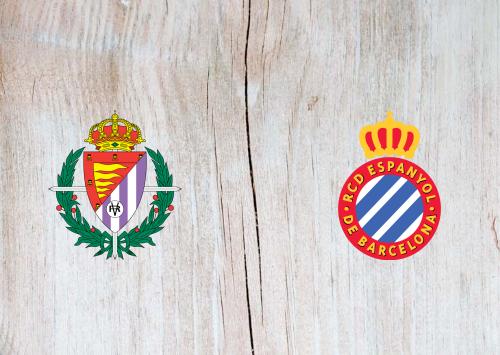 Real Valladolid Vs Espanyol Highlights 23 February 2020