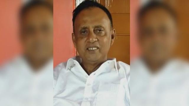 बिहार सरकार के पूर्व मंत्री स्व हरिहर महतों के पुत्र का निधन, APSM कॉलेज से हुए थे सेवानिवृत