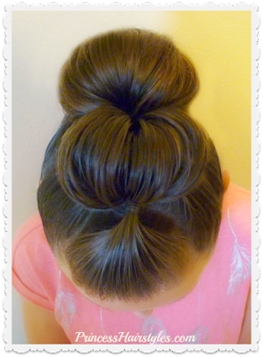 Edgy hairstyle for dance. Topsy tail faux haux video tutorial.