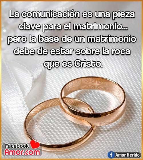 anillo de matrimonio frases