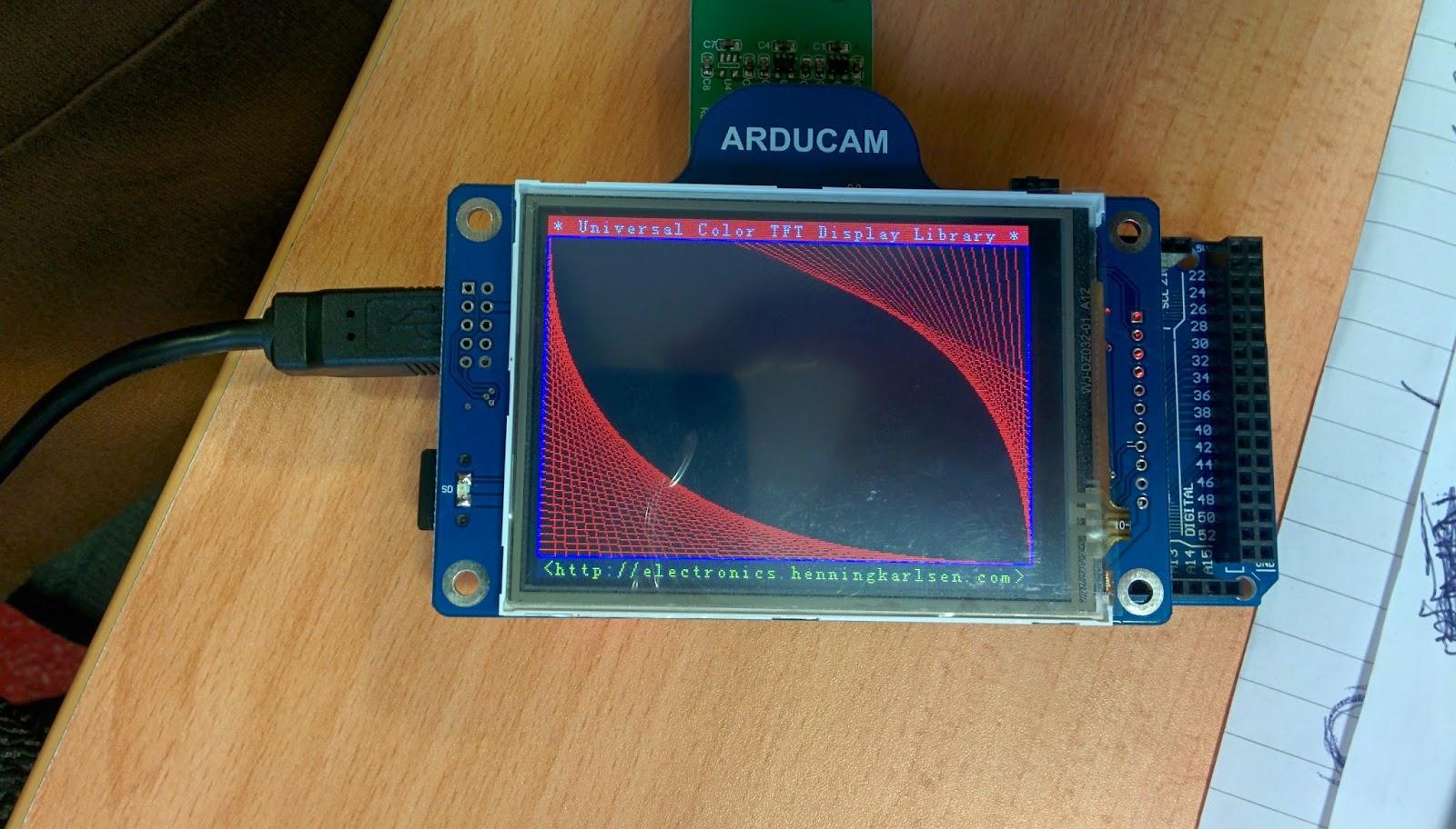 Karl Lankester-Carthy: Arduino MEGA 2560 Board issues