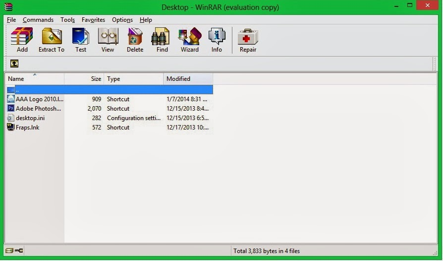 How to eliminate the Evalution Copy WinRar How to eliminate the Evalution Copy WinRar