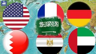 قراءة المشهد السياسي في الشرق الأوسط ( أستشراف مستقبل الأحداث)