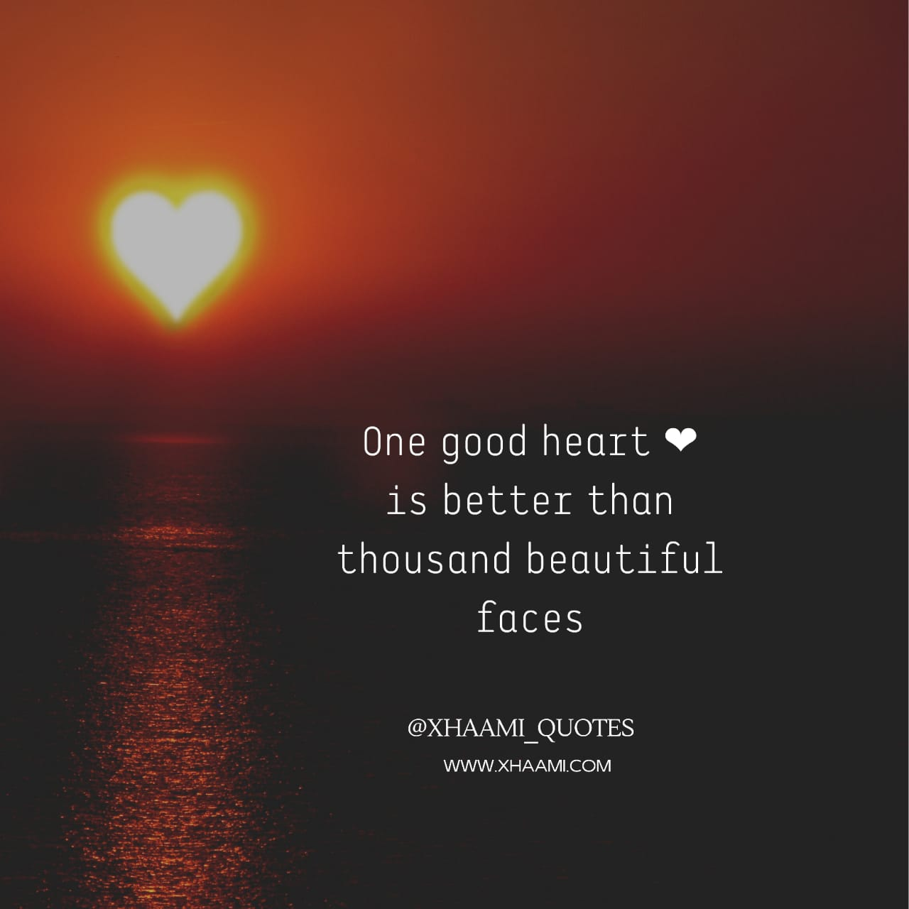 Good heart quotes by xhami
