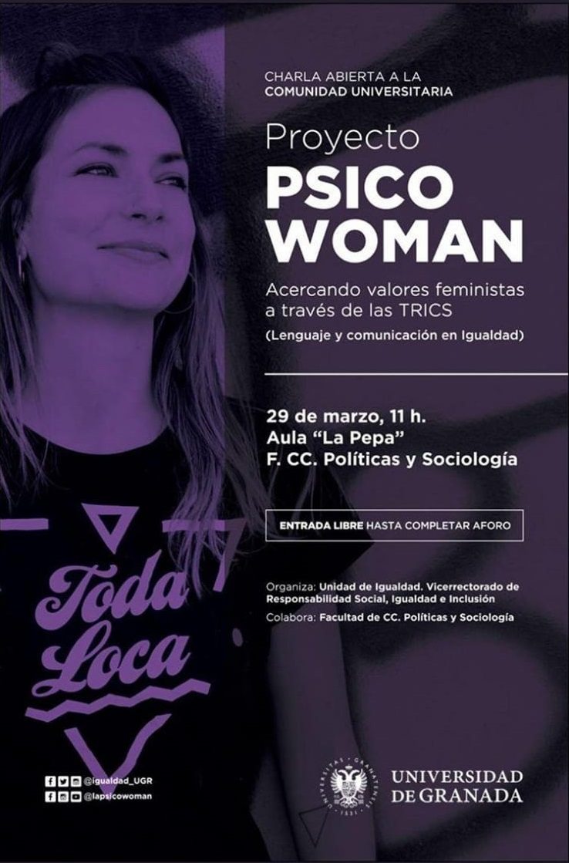 b7d730c348ba La Psico Woman