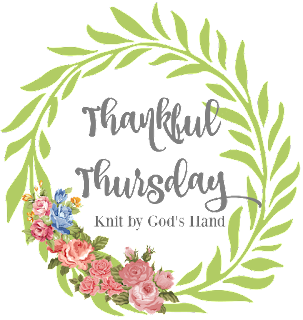 Image result for thankful thursday knit by god's hand""