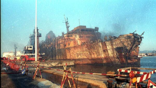 30 anni fa l'incidente della Moby Prince