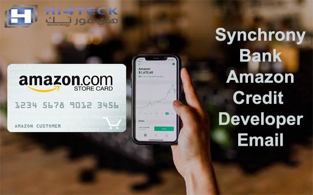Synchrony Bank Amazon Credit