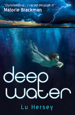 Deep water novel lu hershey