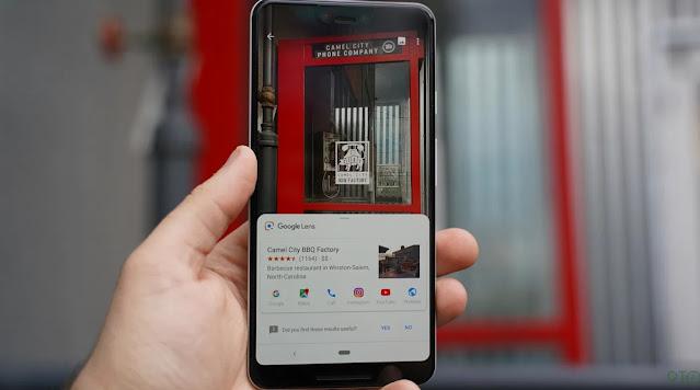 Pencarian Visual Dengan Google Lens