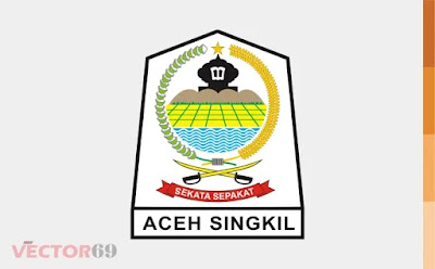 Kabupaten Aceh Singkil Logo - Download Vector File AI (Adobe Illustrator)