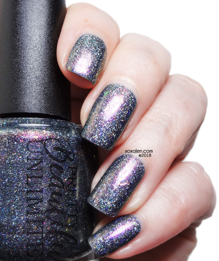 xoxoJen's swatch of Pretty Beautiful Unlimited: Evermore for Polish Pick Up