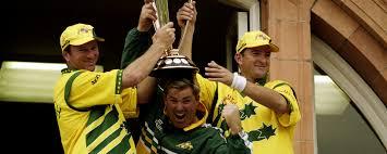 क्रिकेट विश्व कप - कम से कम