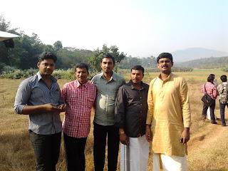 Renjan, Sumesh,Madhu, Jineesh and Kuryan