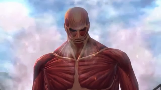 The center of anime and toku: Latest Attack on Titan 3DS ...