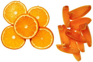gambar jeruk dan paprika